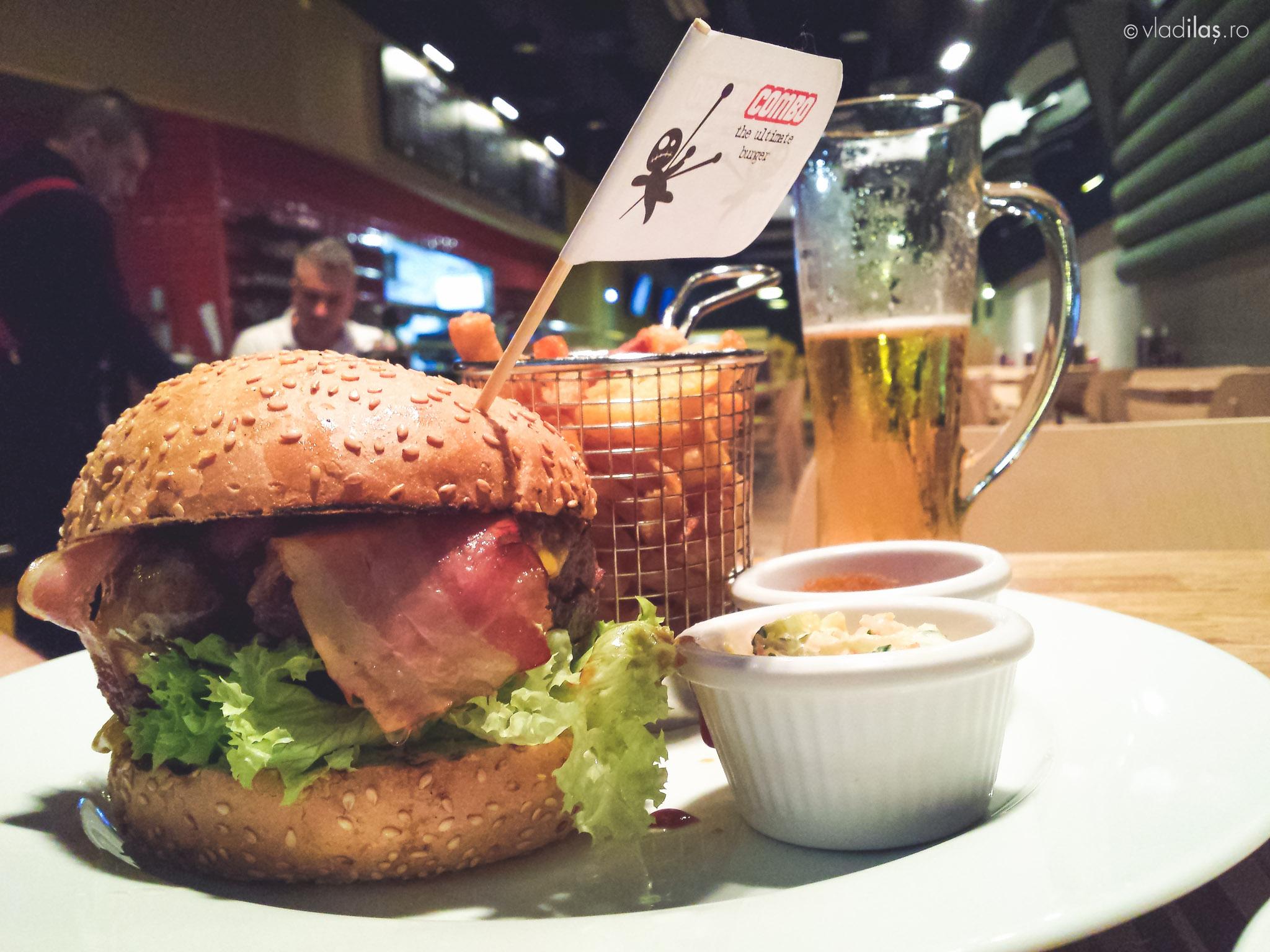 Burger Grand Combo